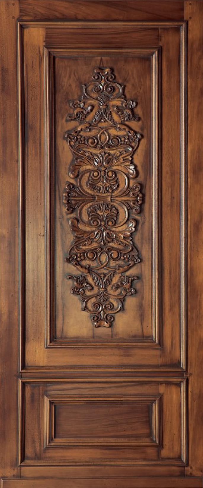 двери входные ручной
